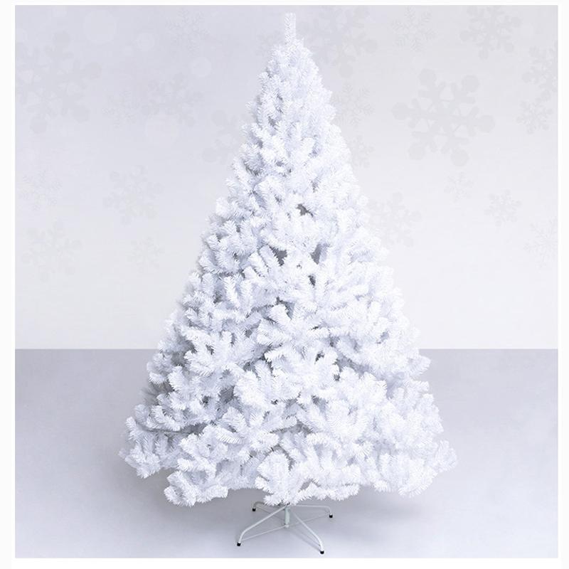 weihnachtsbaum k nstlicher tannenbaum 60 240cm wei deko christbaum kunstbaum ebay. Black Bedroom Furniture Sets. Home Design Ideas