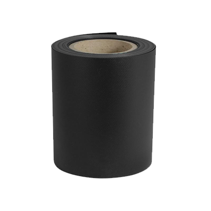 pvc sichtschutz streifen sichtschutzfolie doppelstabmatten zaun 65m anthrazit de ebay. Black Bedroom Furniture Sets. Home Design Ideas