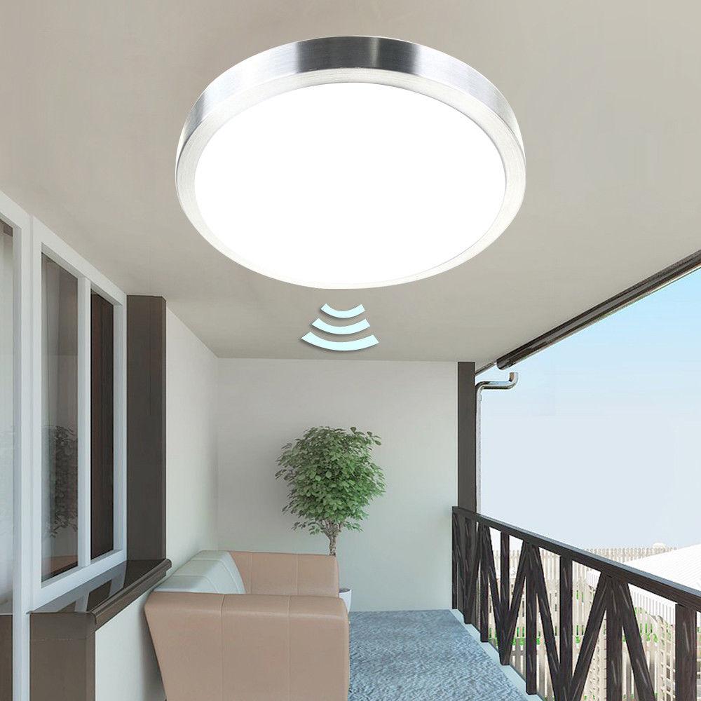 15W LED Deckenlampe Deckenleuchte Panel Flurleuchte Wandleuchte ...