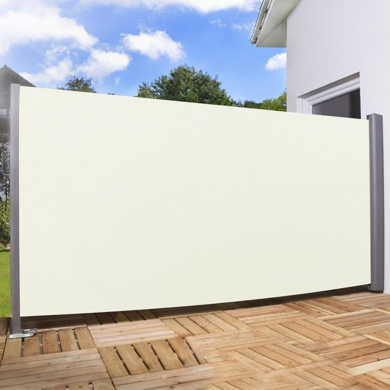 Windschutz Seitenmarkise Sonnenschutz Sichtschutz