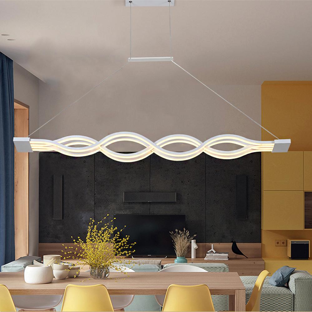 Led warmwei design h ngeleuchte pendelleuchte deckenlampe - Design pendelleuchte esszimmer ...