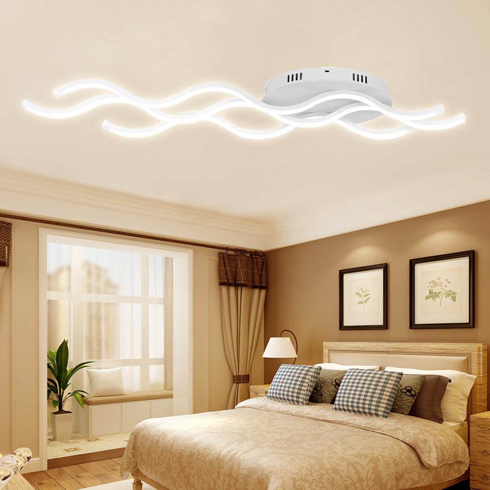 30w led deckenleuchte deckenlampe wohnzimmer k chen design. Black Bedroom Furniture Sets. Home Design Ideas