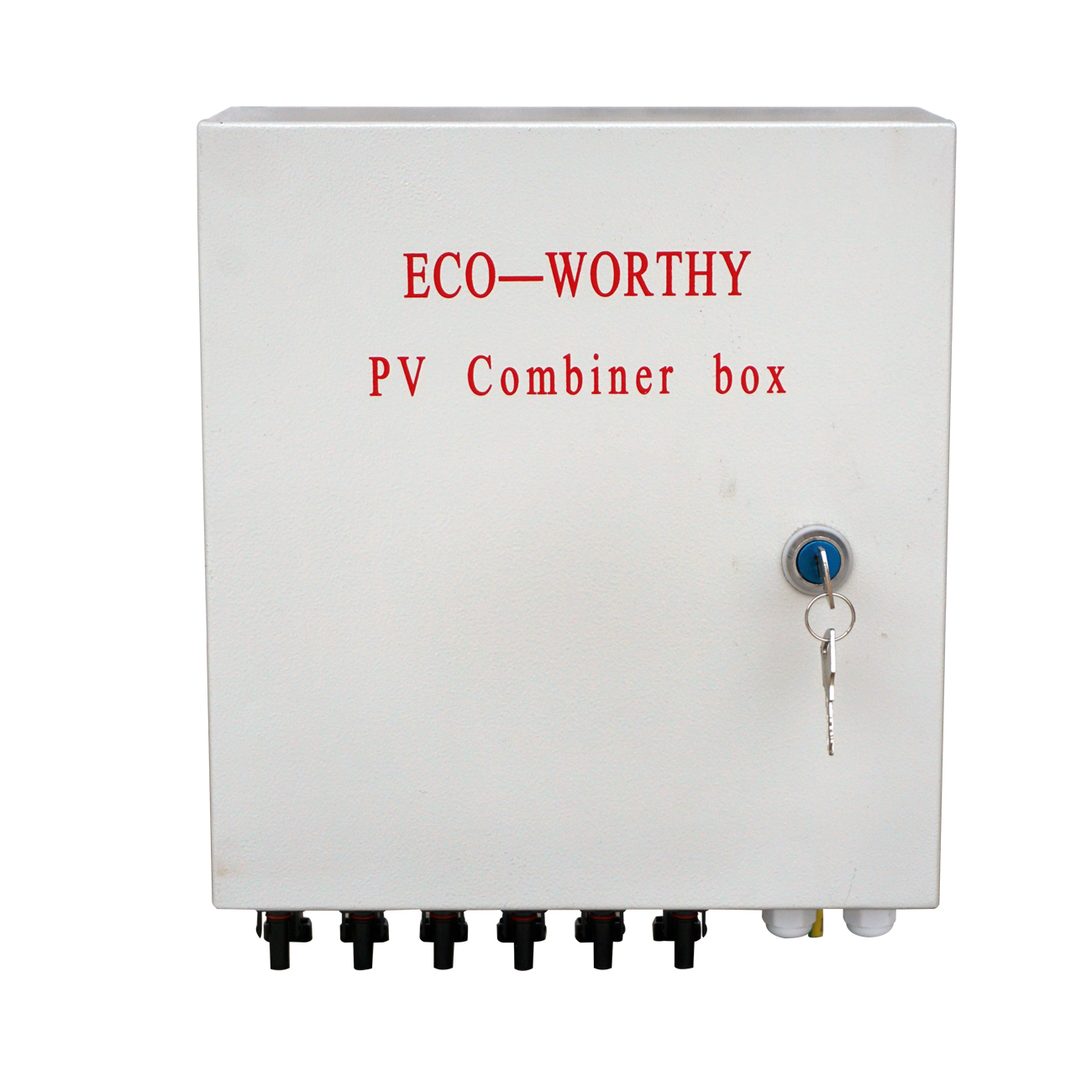 Eco 300w 12v Off Grid System Kit 100w Solar Panel Combiner Box Pv Wiring Diagram