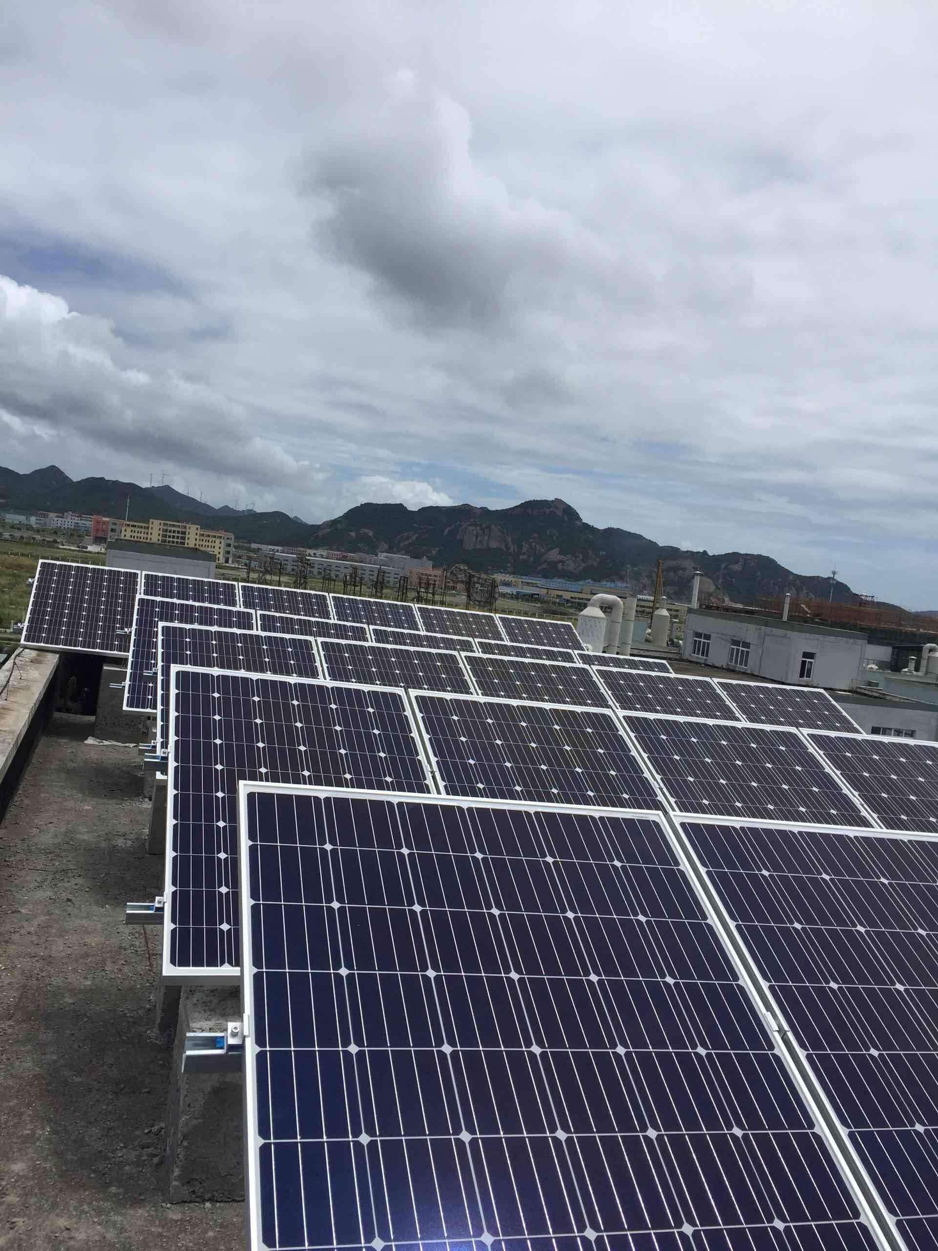Eco Solar System:100w 12v Mono Solar Panel 5m Cable 20a