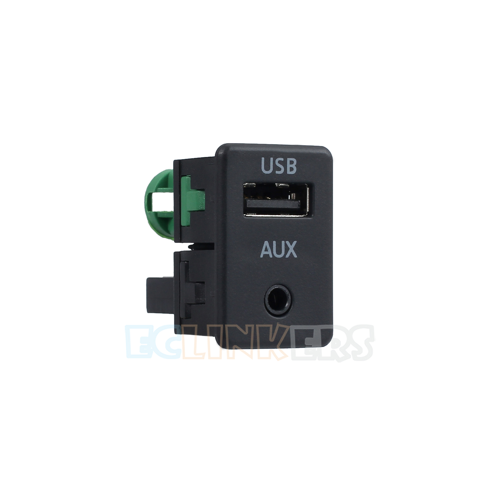 Usb Aux Switch Socket Cable Adapter For Bmw 3 5 Series E87 E90 91 92 X5 X6 Ac516 Ebay