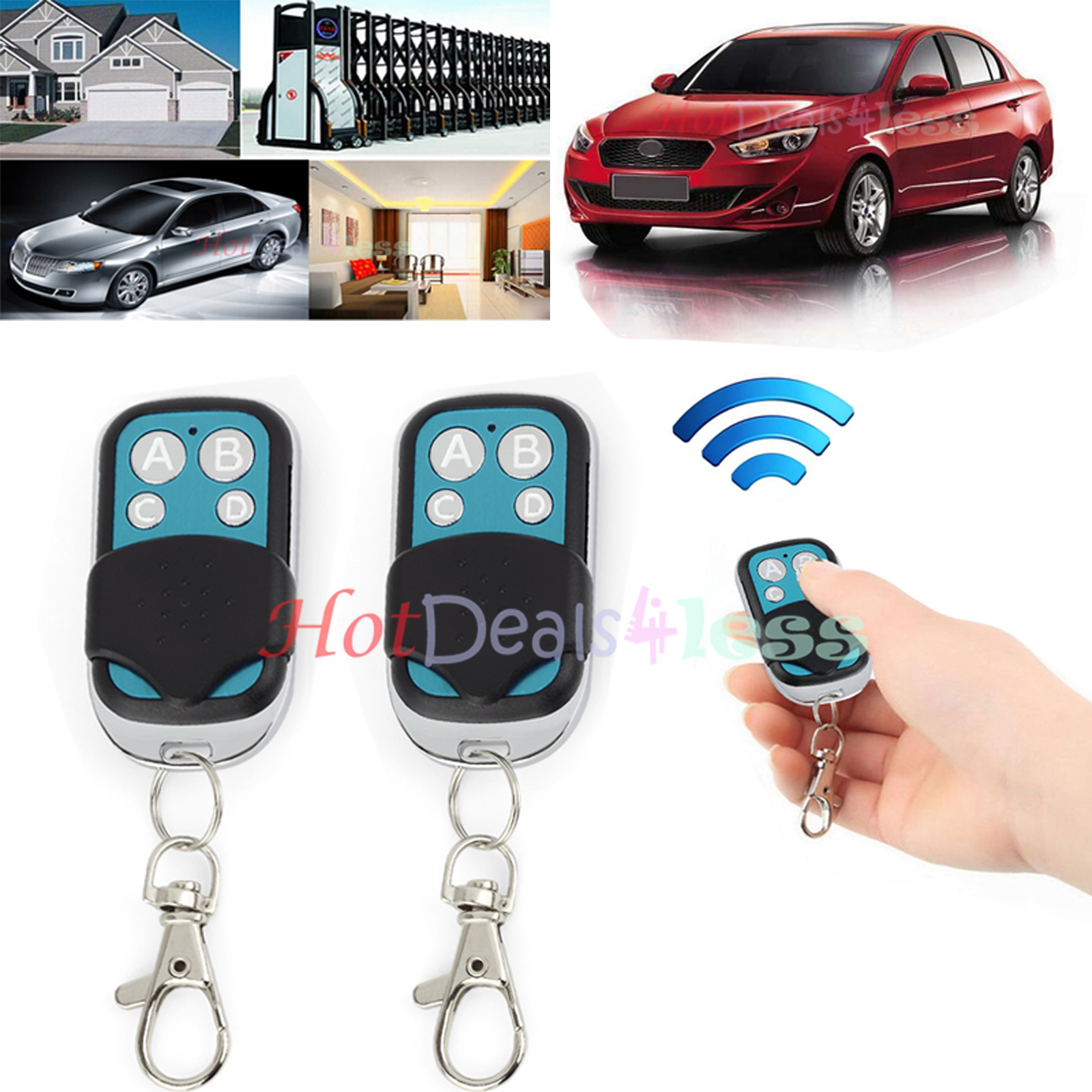 Garage Door Opener Remote Control Overhead Door Remote