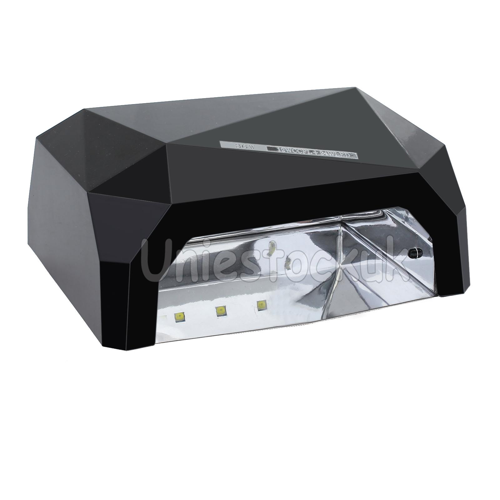 led ccfl lichth rtungsger t uv gellack nageltrockner. Black Bedroom Furniture Sets. Home Design Ideas