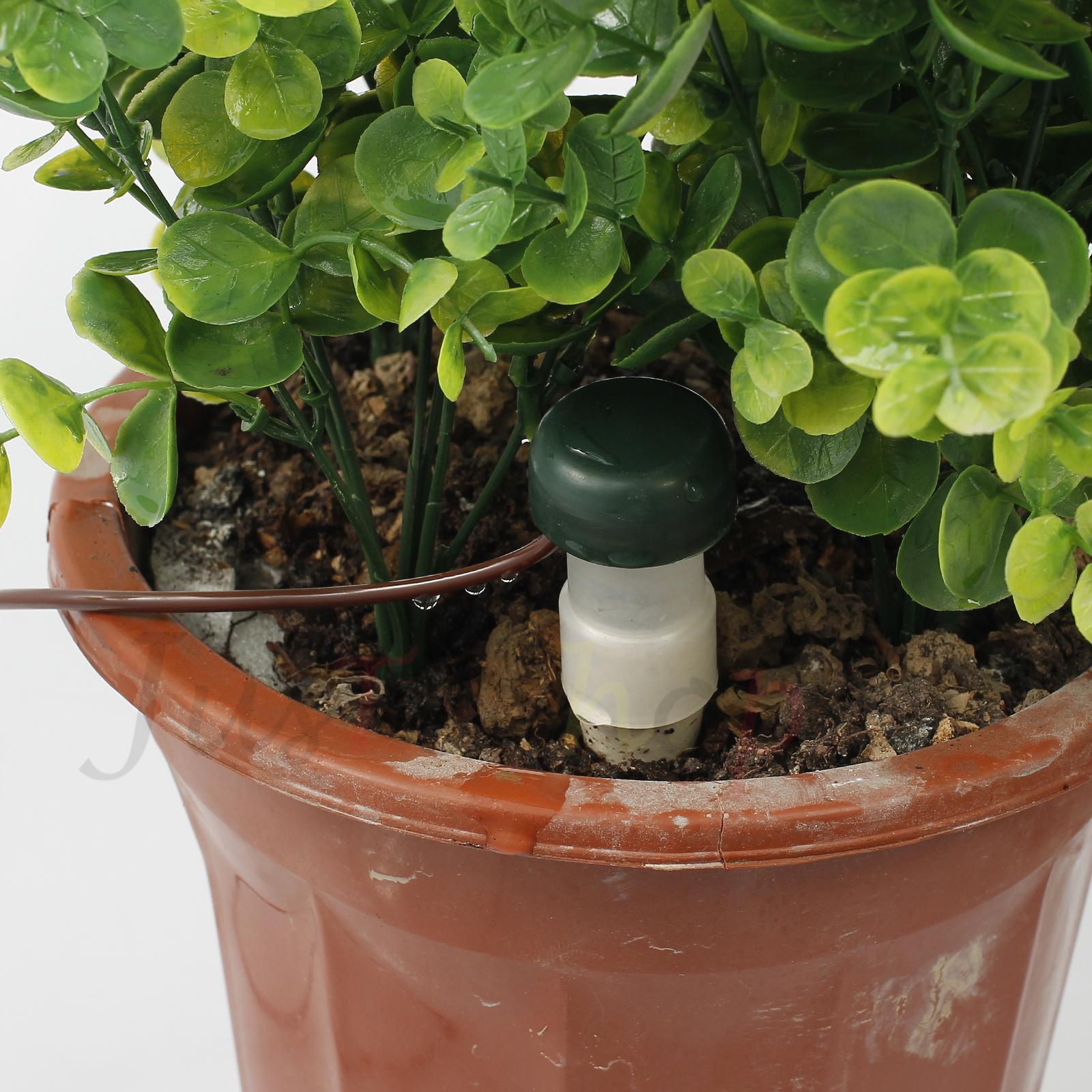 8stk automatisch bew sserung wasserspender pflanzen. Black Bedroom Furniture Sets. Home Design Ideas