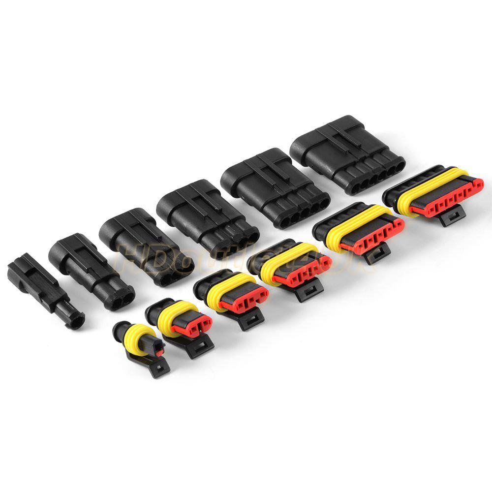 Auto Stecker Kit Elektrische Steckverbindung Wasserdicht Kabel ...