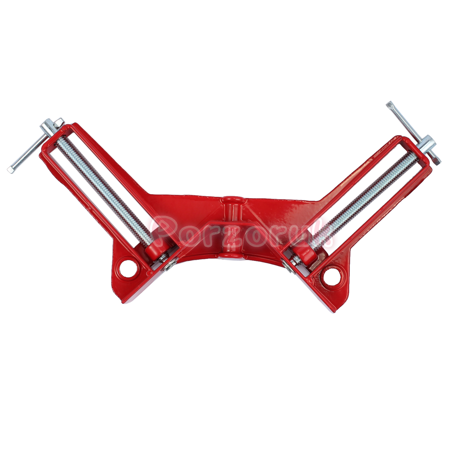 Right Angle Frame : Pcs degree right angle miter corner clamp quot capacity