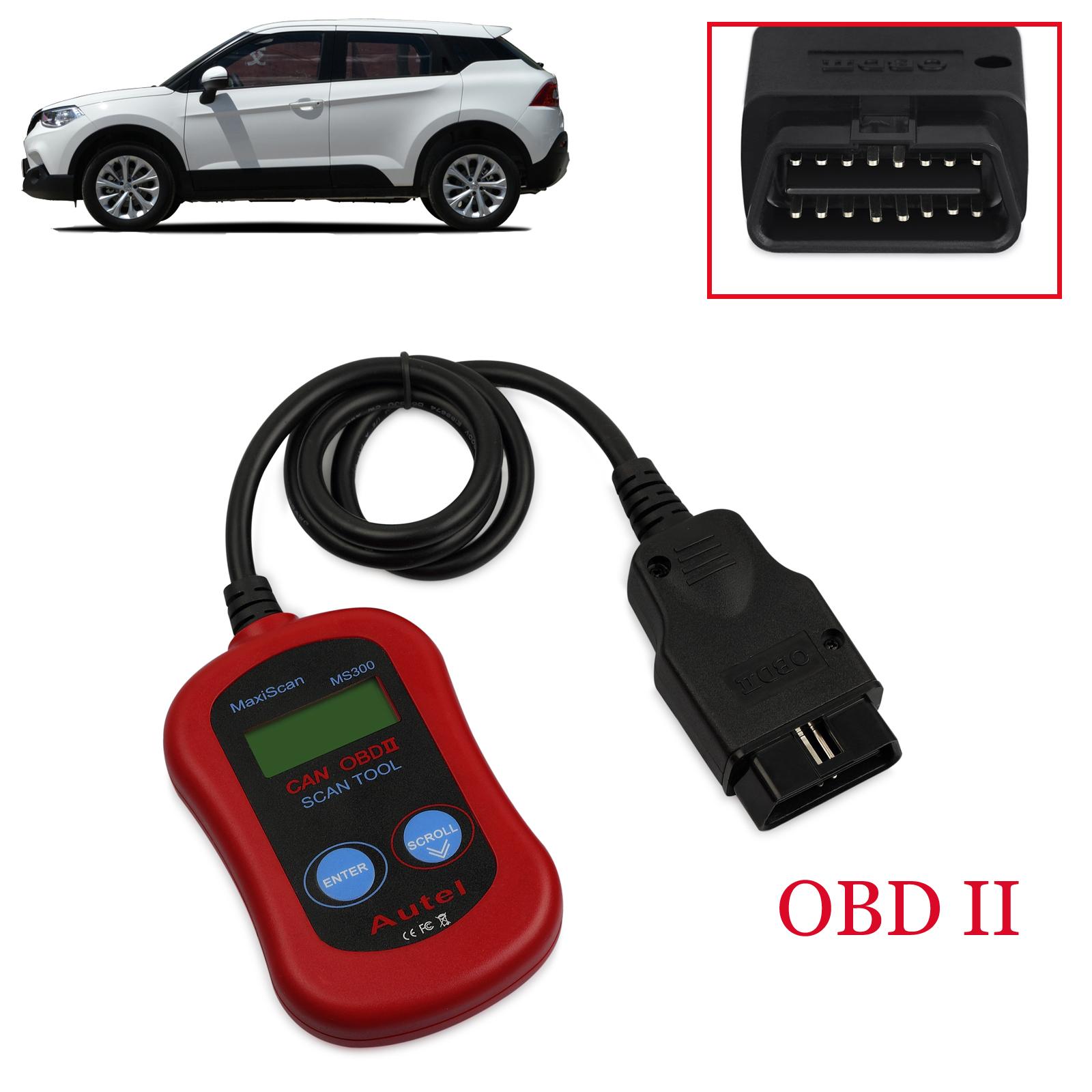 voiture d faut code scanner moteur diagnostic testeur outil auto obd2 can bus ebay. Black Bedroom Furniture Sets. Home Design Ideas