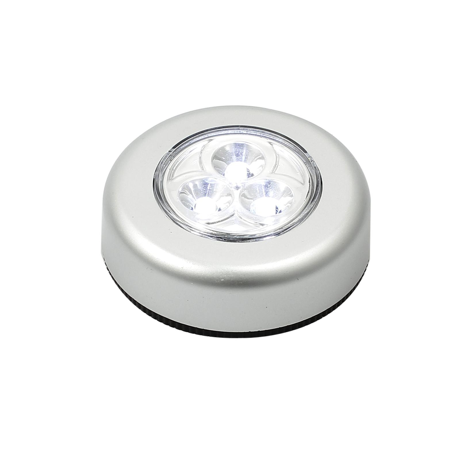 10er Touch LED Unterbauleuchte Batteriebetrieb Lampe Fr Unterbau Schrank  Leuchte
