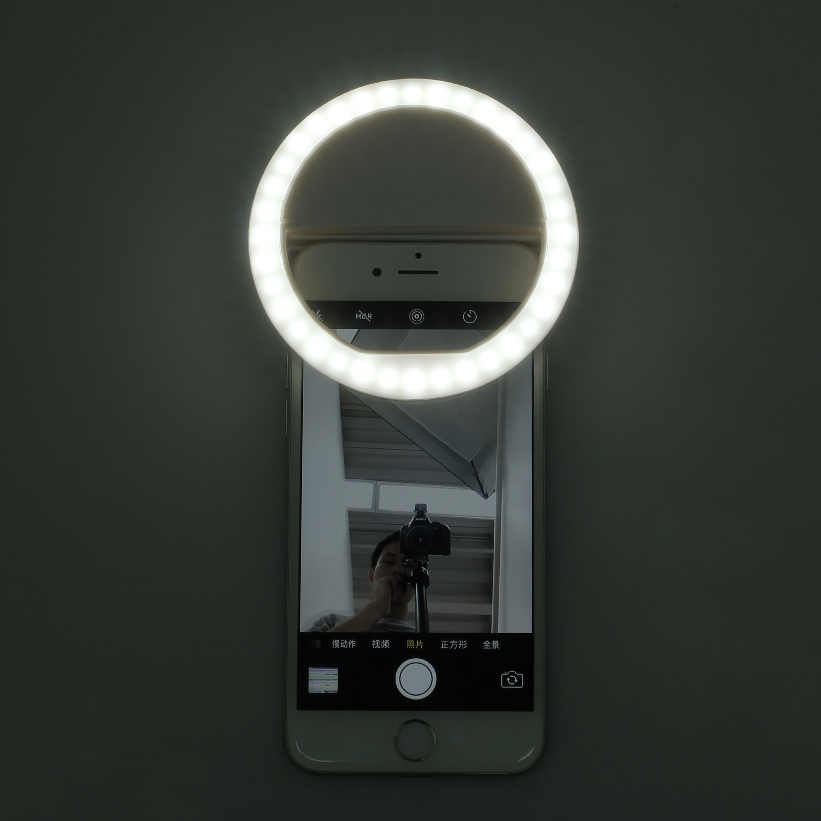 Led Lighting For Camera Phones Tablet Full Hd Do 500 Zl Smonet Wireless Hd Camera Cctv Security Kit Hd Tv Shows Stream: Selfie Flash LED Phone Camera Photography Ring Light For