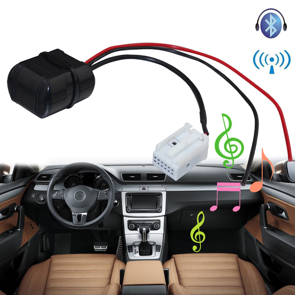 mercedes benzl bluetooth aux in adapter kabel radio mp3. Black Bedroom Furniture Sets. Home Design Ideas