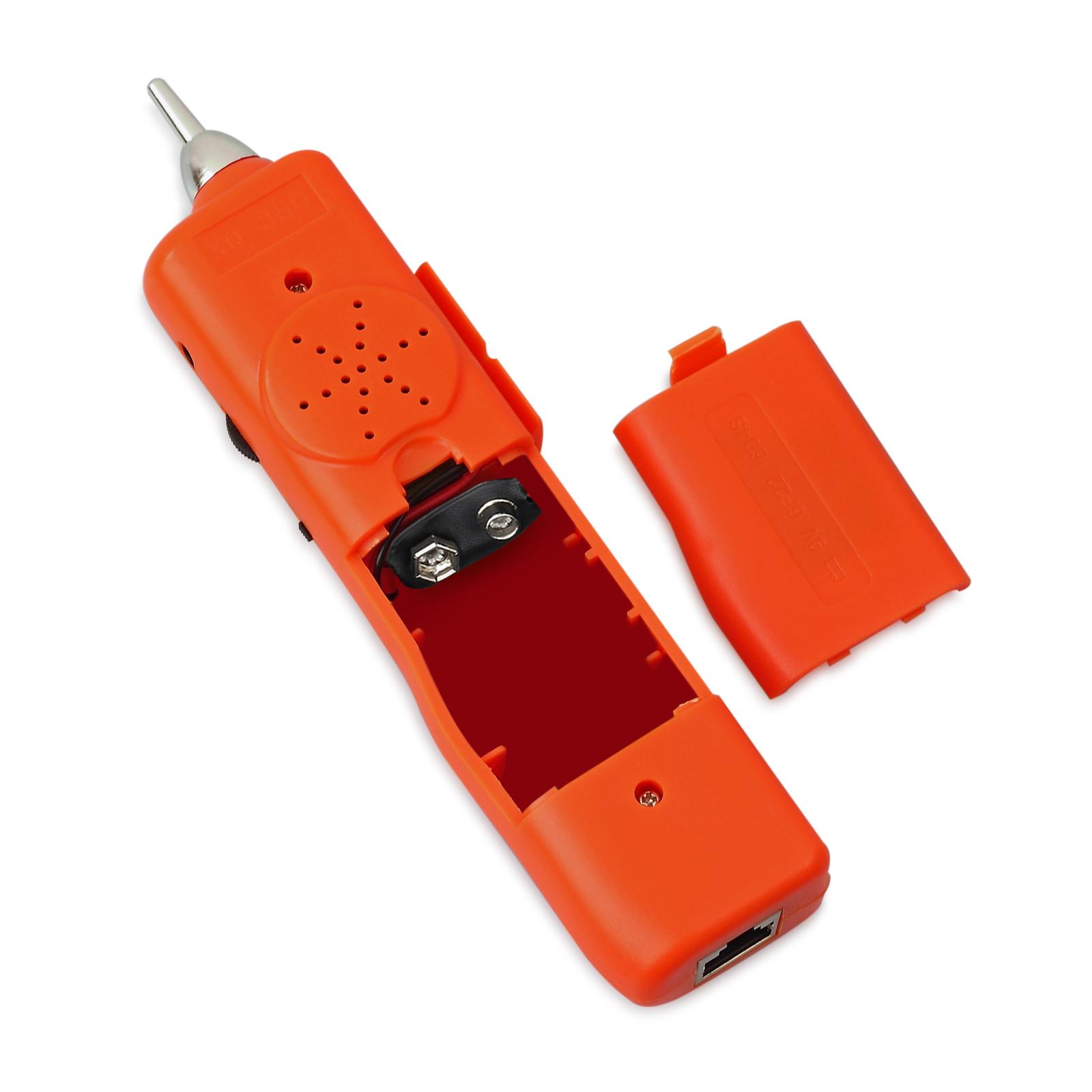 Kabelfinder Kabeltester Netzwerk Tester Draht Tracker fr RJ45 / RJ11 ...