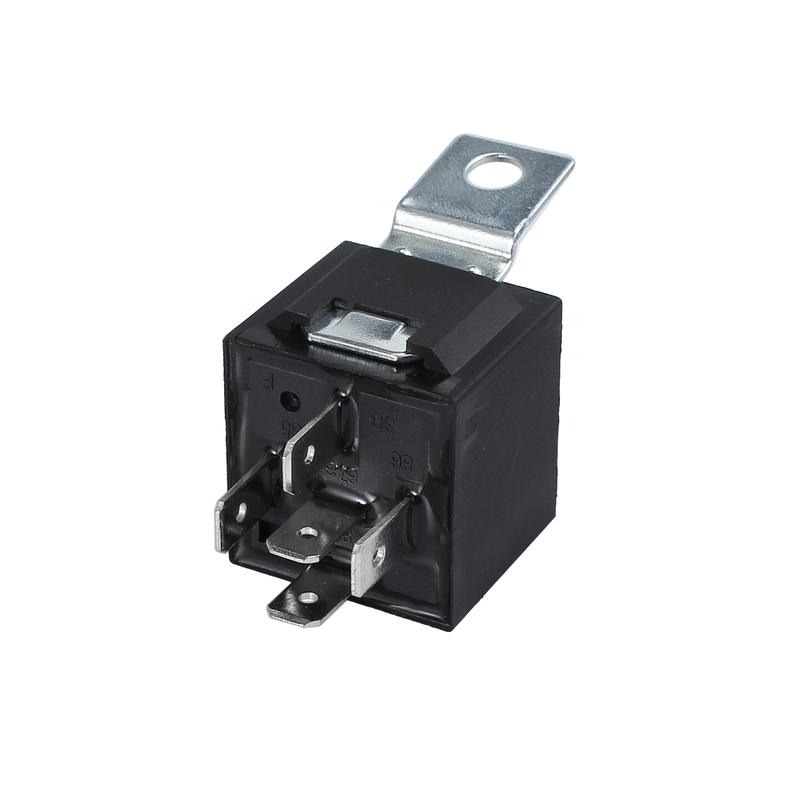 5 Pin Molded Relay Socket