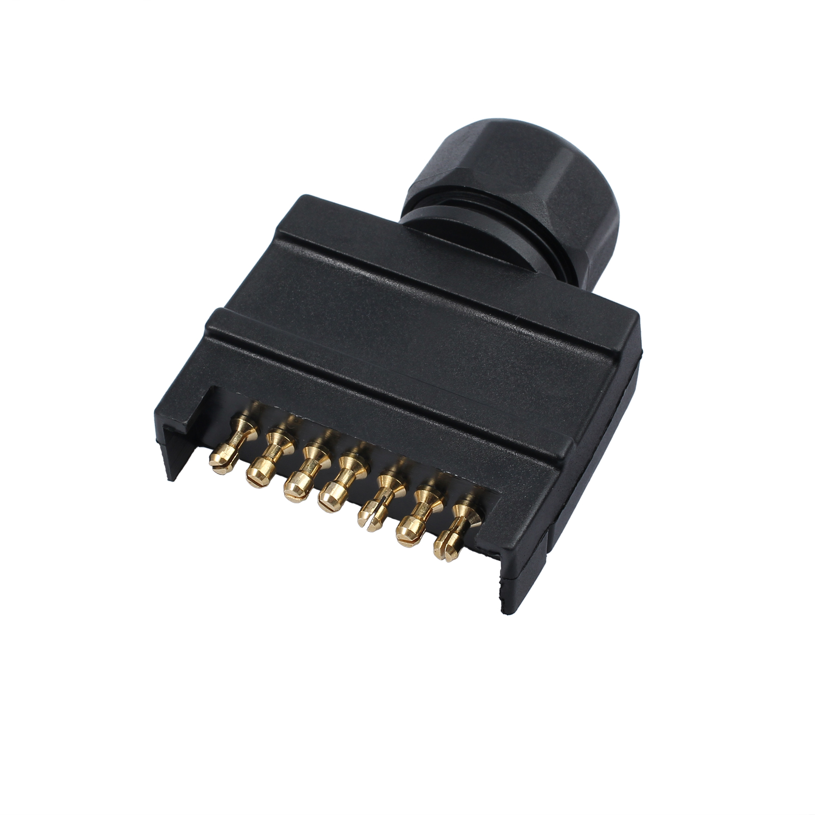 Led Trailer Lights 7 Pin Plug Number Plate Light Side Marker Wiring Square