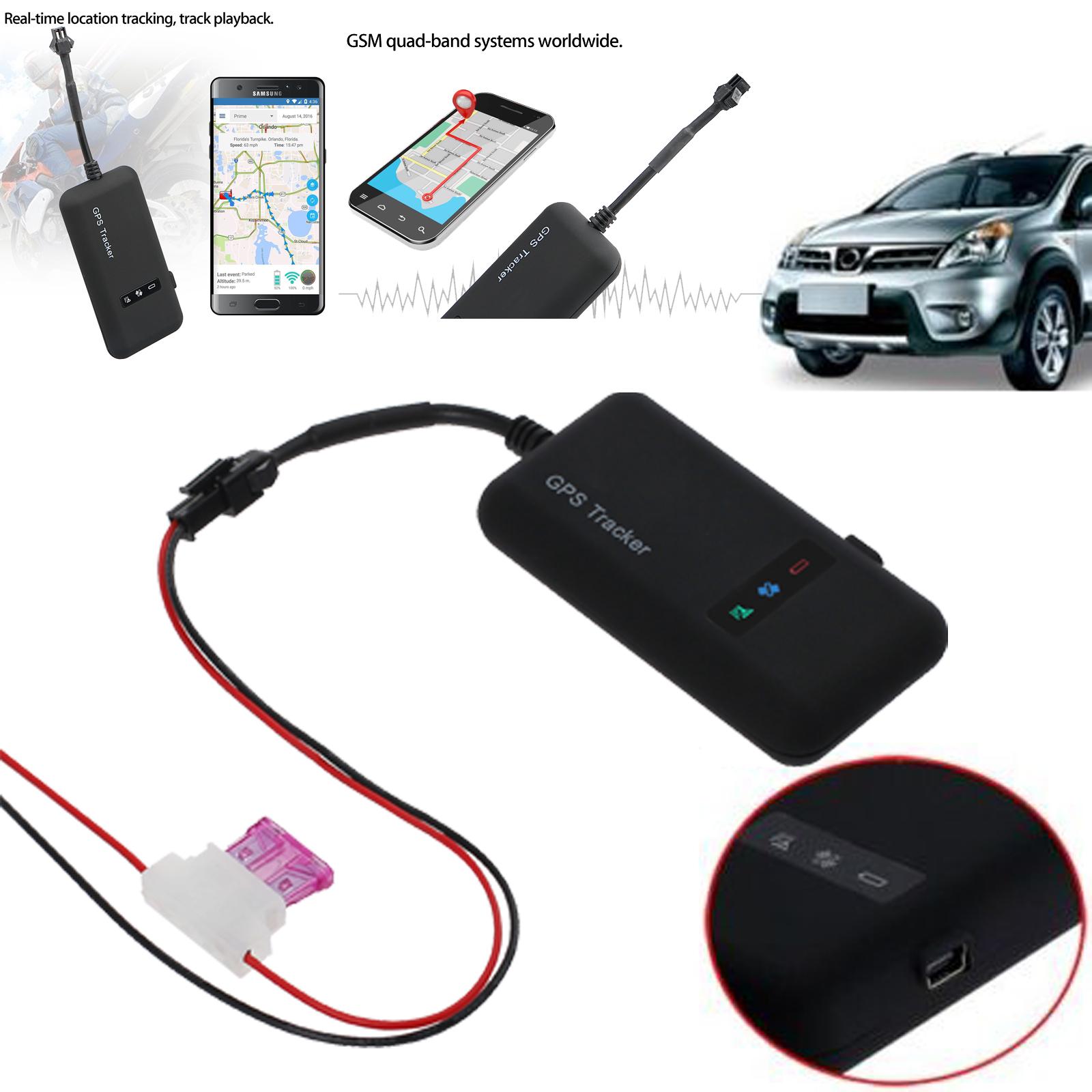 gsm gprs tracker bike real time car vehicle gps tracking. Black Bedroom Furniture Sets. Home Design Ideas