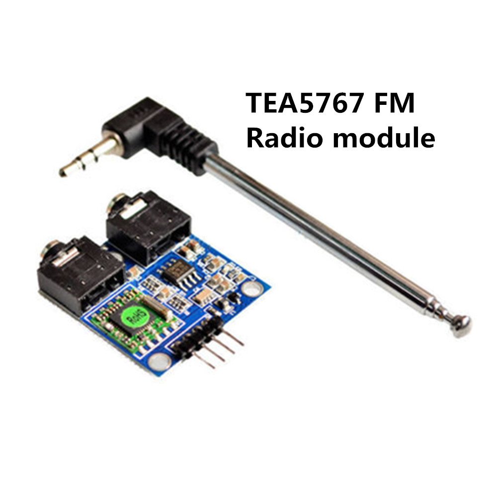310795359575 also Tea5767 Fm Radio Digital Tuner With Raspberry Pi 2 Part 1 Of 3 moreover TEA5767 Programmable Low Power FM Module together with Tea5767 Fm Stereo Radio Module Programmable Low Power For Philips in addition A 2 Programmable Fm Radio. on tea5767 modules