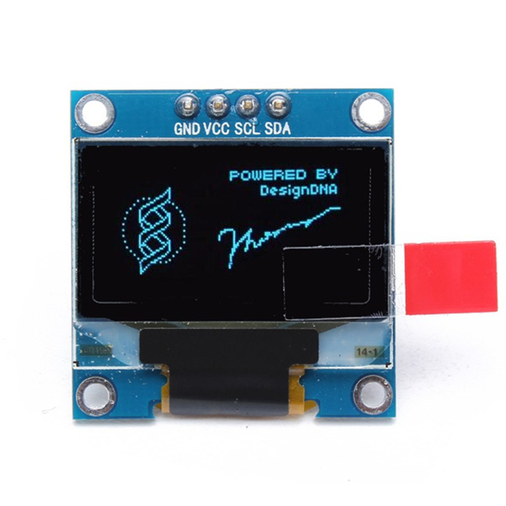 i2c iic serial 128x64 oled lcd led display module ssd1306 gnd for arduino ebay. Black Bedroom Furniture Sets. Home Design Ideas