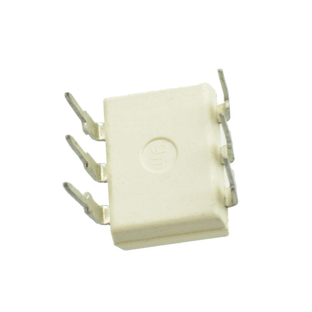 10PCS DIP6 FSC coupleurs optoélectriques Phototransistor 30 V IC 4n35 NEUF