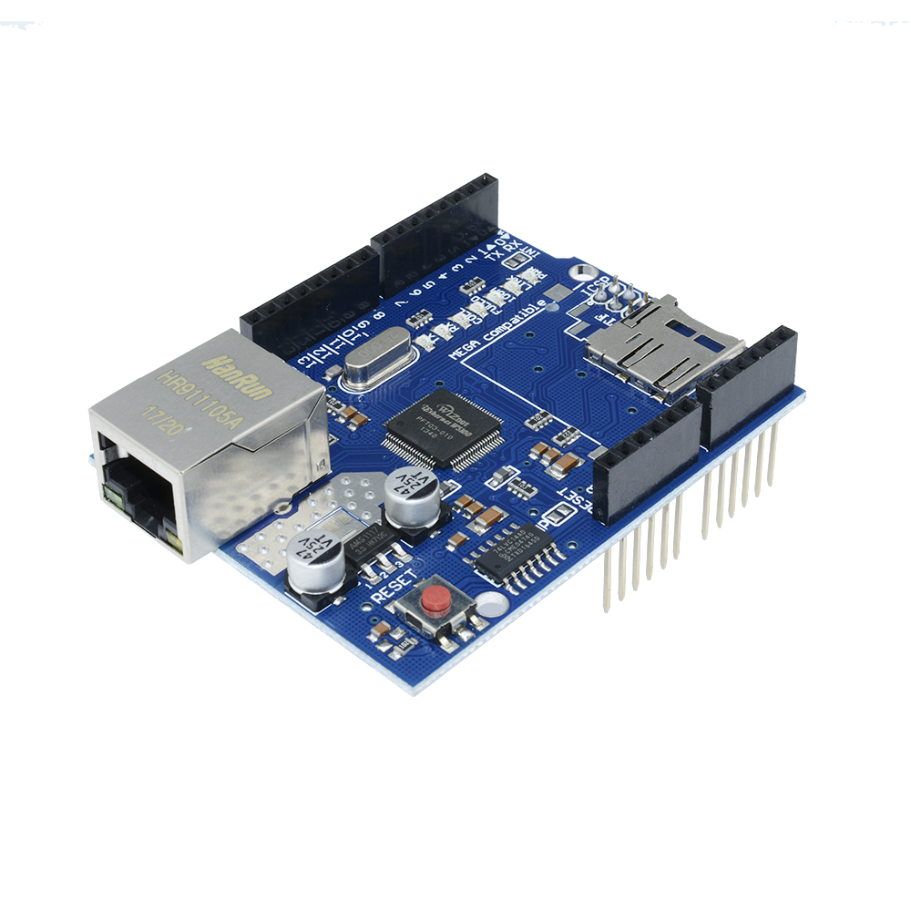 Mini w nano r ethernet network lan poe xbee sd slot