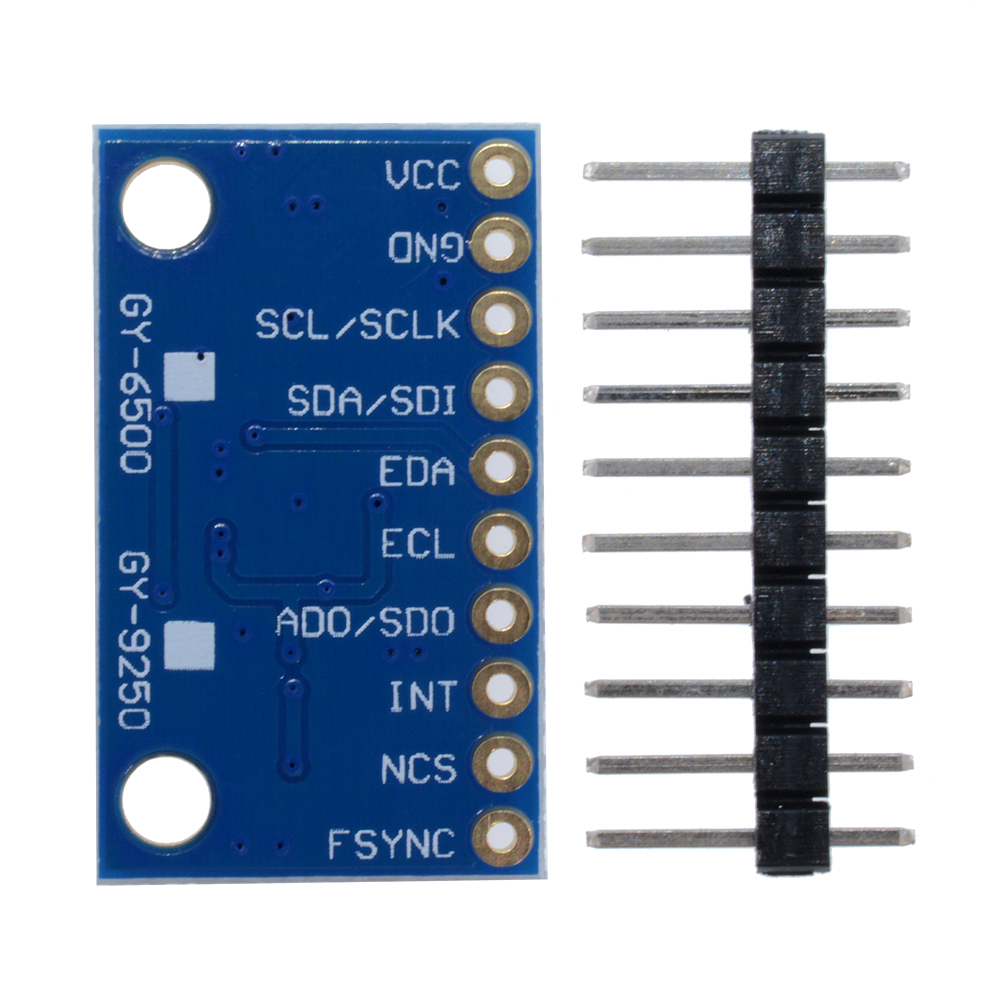Details about MPU 9250 SPI/IIC 9-Axis Attitude Module Gyro + Accelerator +  Magnetometer