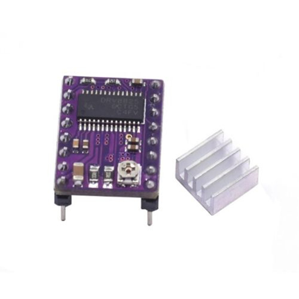 DRV8825 Stepper Motor Driver Module For 3D Printer RepRap StepStick For Arduino