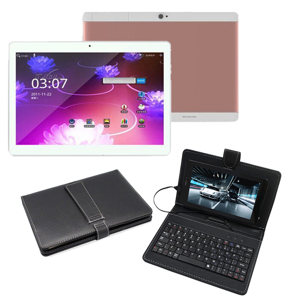 3G 10.1'' Tablet PC Android 6.0 4+64GB Dual SIM HD Wifi ...