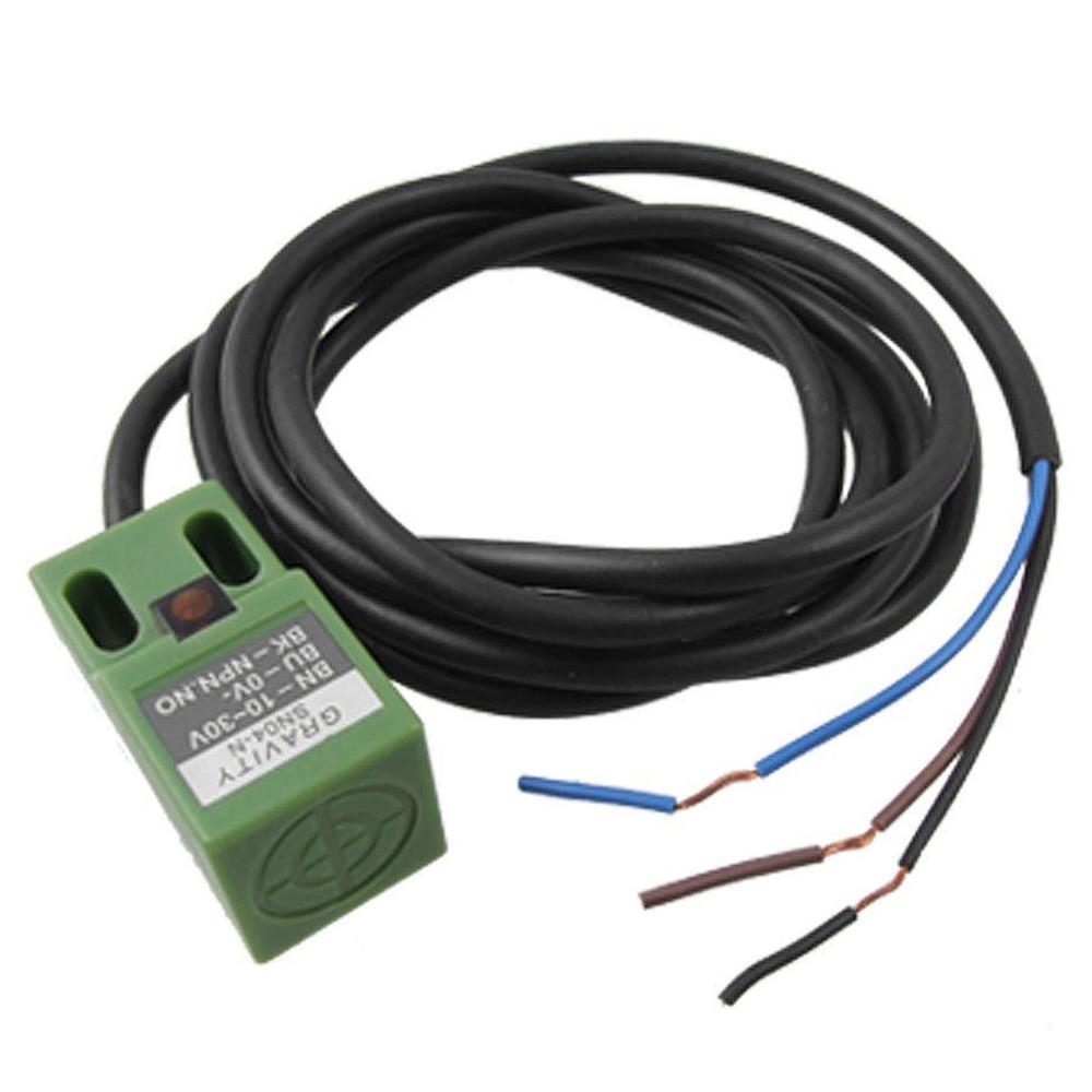 SN04-N Inductive Proximity Sensor Detection Switch NPN NO ...