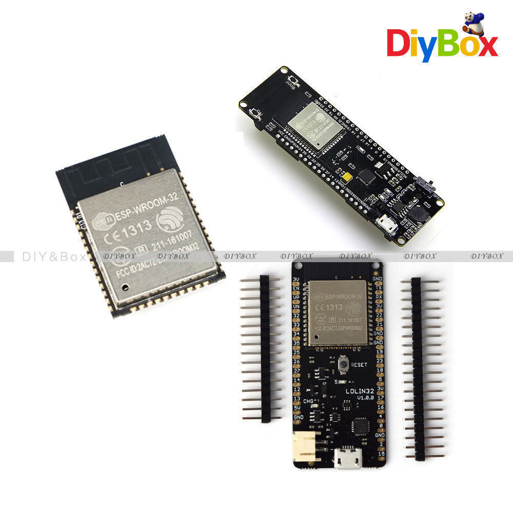 Details about WEMOS ESP32 ESP32S Module WIFI WLAN + Bluetooth Development  Tool ESP-32S