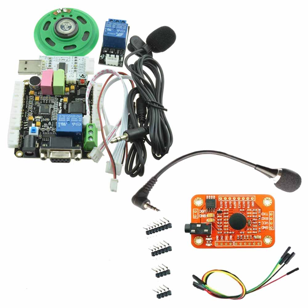 Details about SP Voice Recognition V3 Kit Module Board for Arduino Raspberry