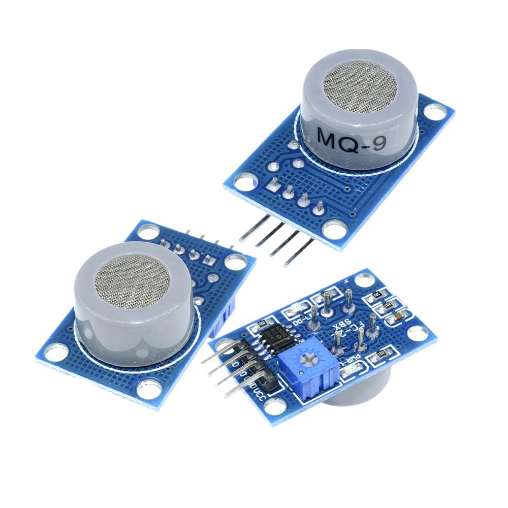 MQ-9 MQ9 monoxyde de carbone CO Alarme gaz combustible Sensor Module Nouveau