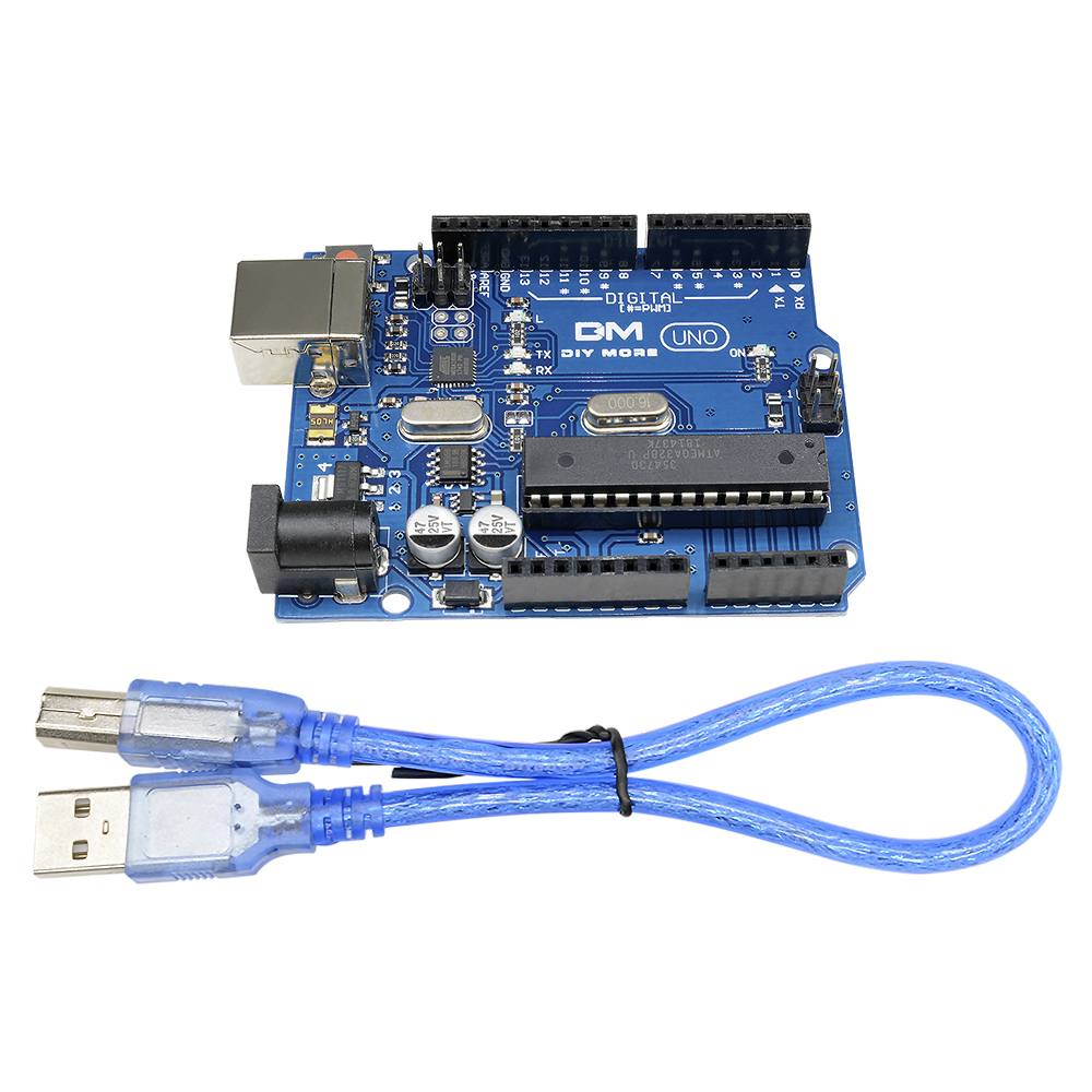 Uno R3 Atmega328p Atmega16u2 Power Development Board With Usb Cable Powered Pic Programmer Circuit Diagram Open Of The Original Design Software Interface For Free Download Can Also Be In Accordance Requirements And