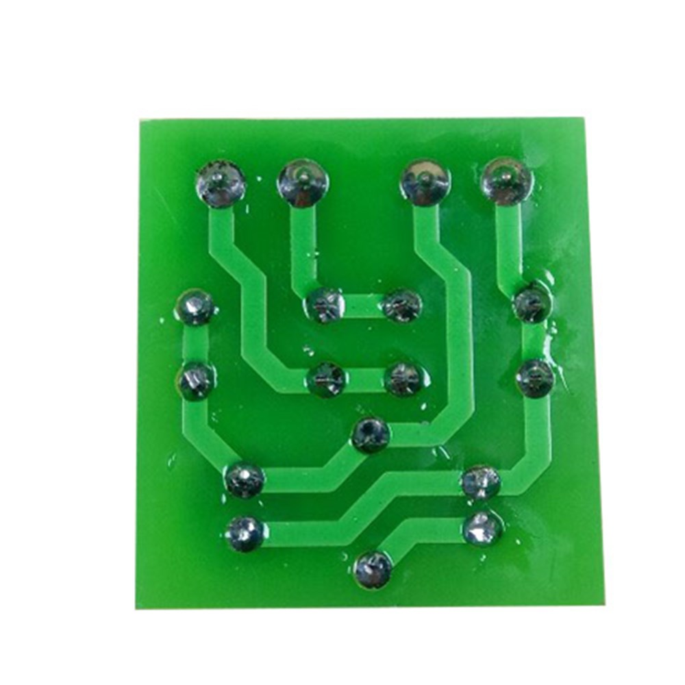 In4007 Bridge Rectifier Ac Dc Converter Full Wave Circuit Fullwave Function Whole Output To Input Exchange 3 18v Maximum Current 1a Pcb Size 3028cm