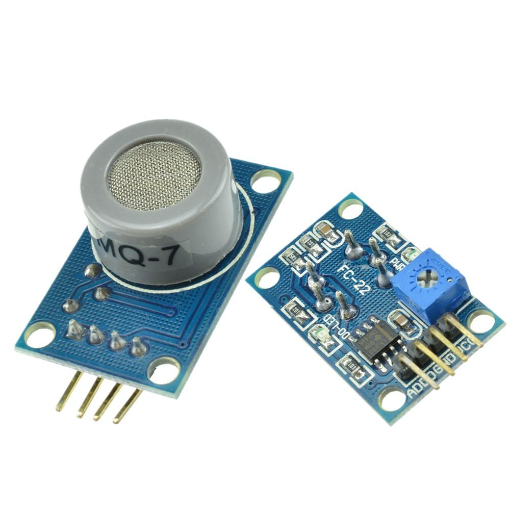 Mq 7 Carbon Monoxide Co Gas Alarm Sensor Detection Module