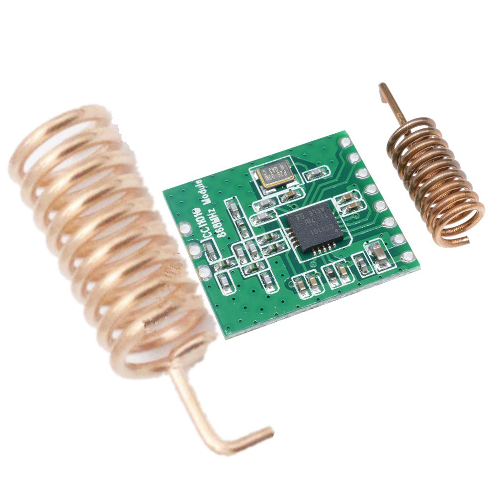 5PCS 868MHz Helical Antenna HPD215T-B-868Mhz 13mm 2.15dBi for Remote Control