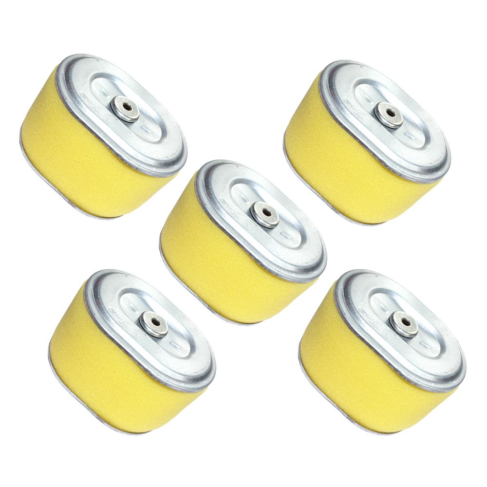 5x Petrol Generator Air Filters fit for Honda GX140 GX160 GX200 17210-ZE1-505