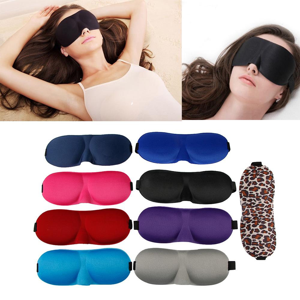 Blindfold Shading Shade Cover Eye Mask Eyepatch Sleep Mask Health Care uk