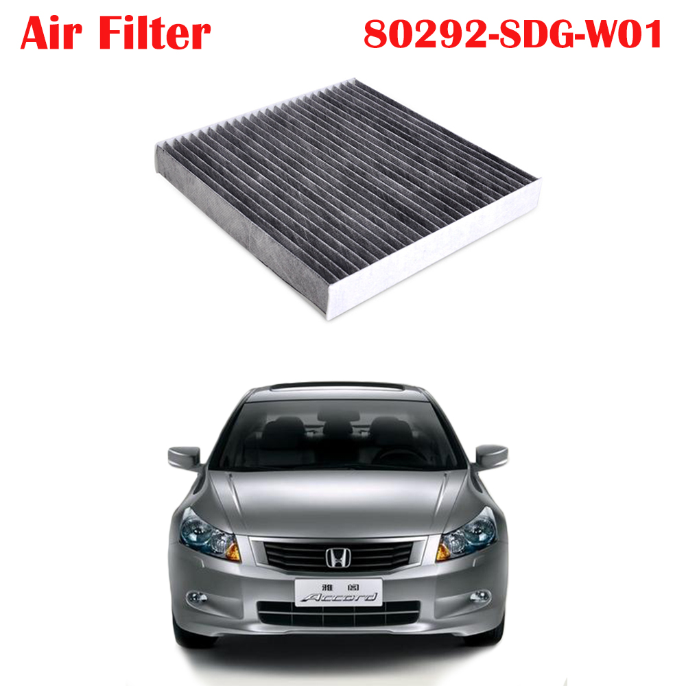 Cabin Air Filter 80292-SDA-A01 80292SECA01 For Acura MDX