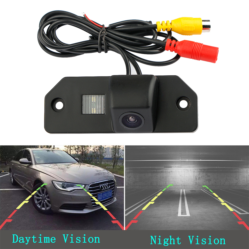 Rear View Reversing Reverse Backup Camera For Ford Focus