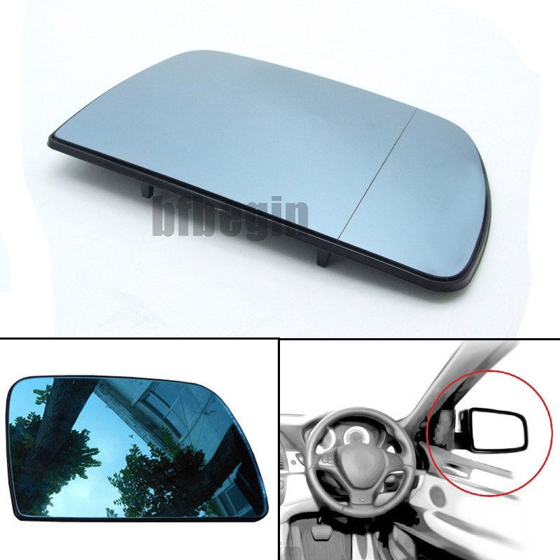 Driver Electric Heated Wing Mirror Glass for BMW Series 7 E38 1994-2001