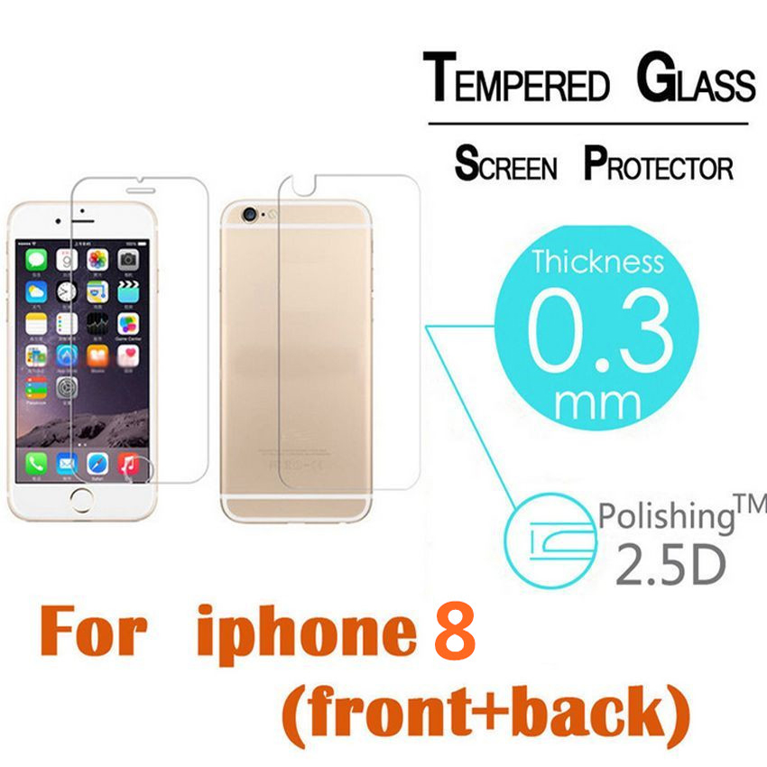 iphone glass screen protector sell front and back tempered glass screen 15281