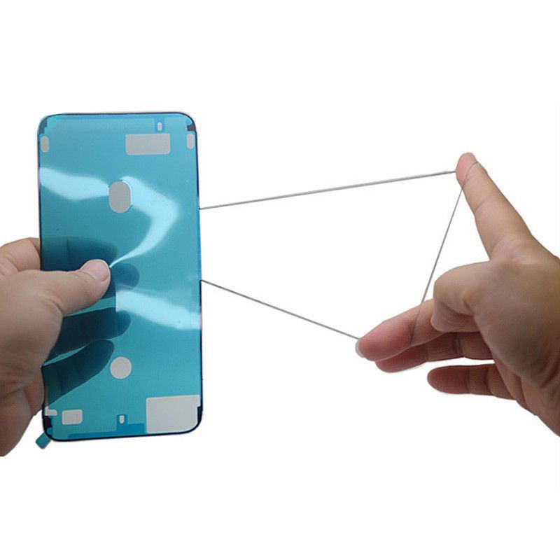 Lcd Frame Bezel Seal Tape Water Resistant Adhesive Glue For Iphone X 6s 7 8 Plus Ebay