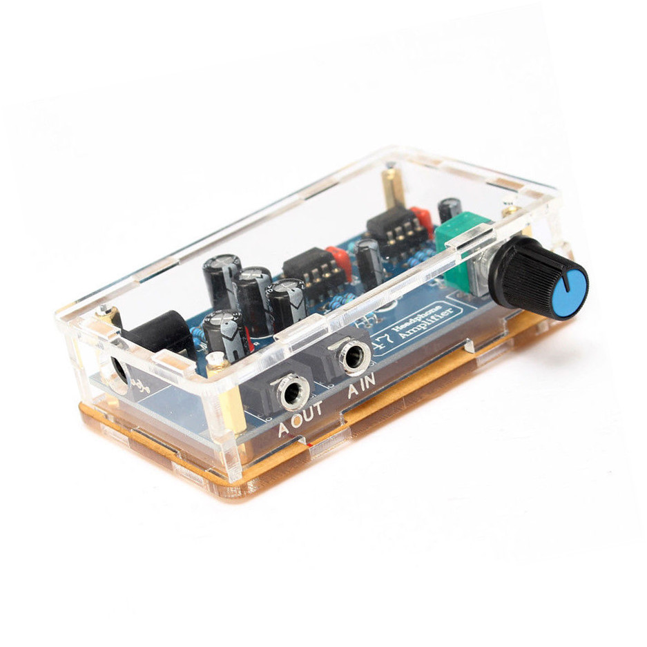 Portable Headphone Amplifier Board AMP Module Kits For ...