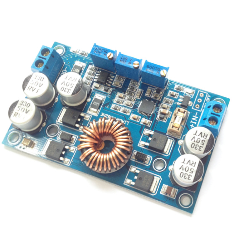 Details about LTC3780 Automatic Lifting Constant Voltage / Current Step  Up/Down 12V 24V Solar