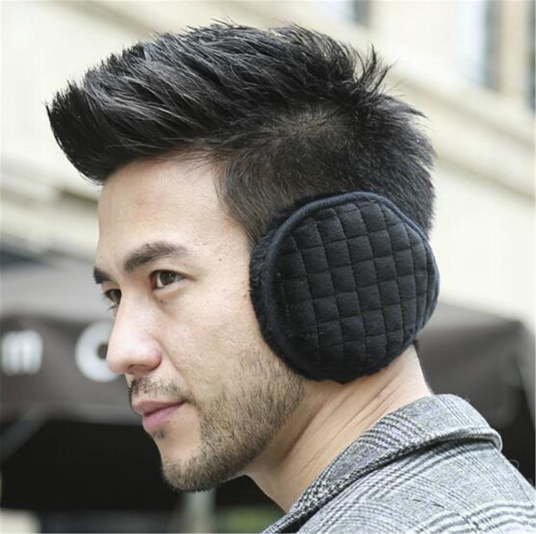 Men Women Earmuffs Cotton Adjustable Ear Warmers Multi-color Winter  Accessories   eBay