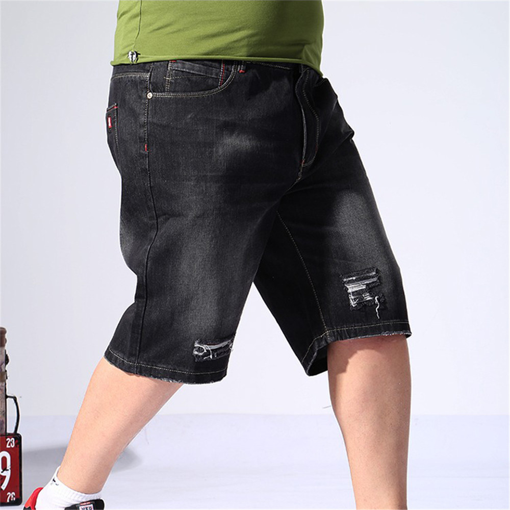 ripped cargo shorts