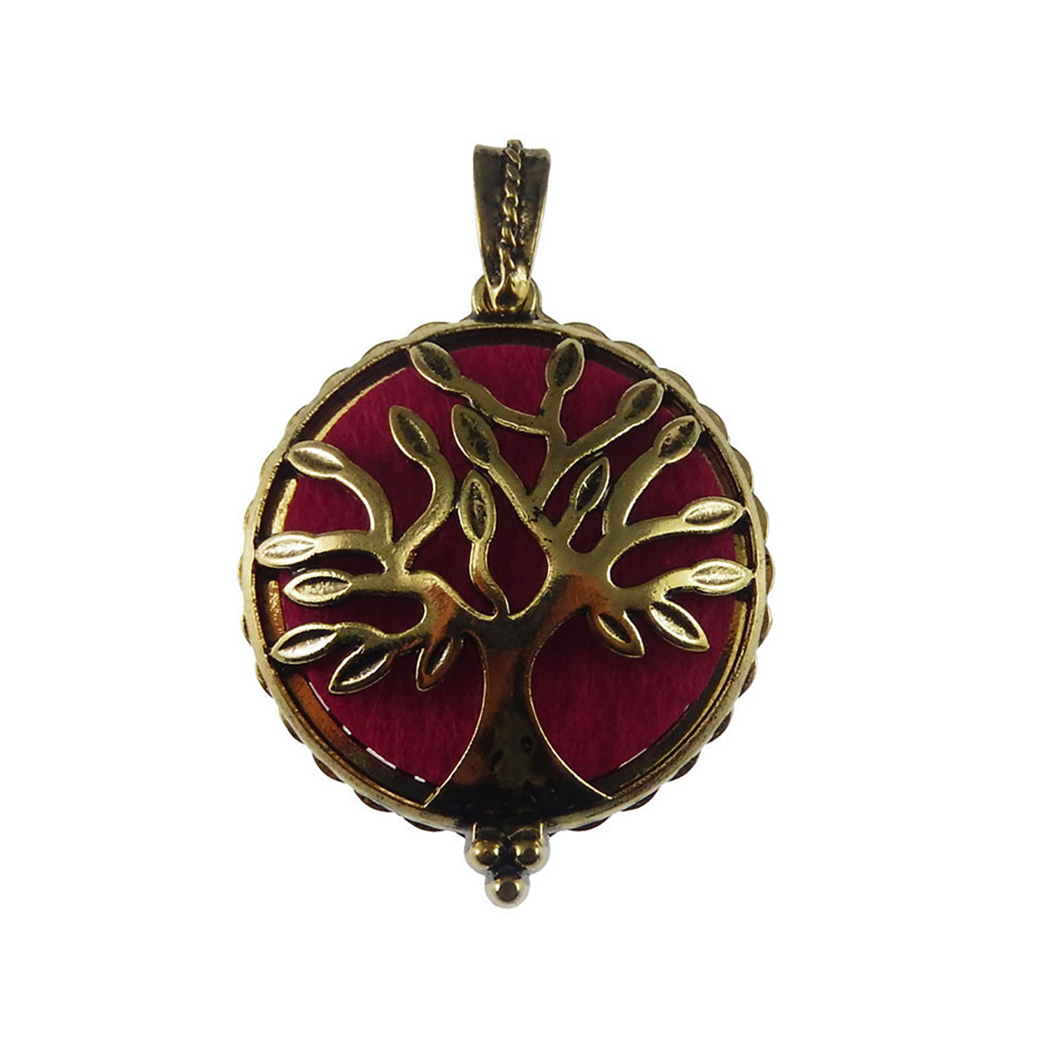 Vintage Bronze Brass Hollow Locket Pendant Charms Necklace Making Findings 2pcs