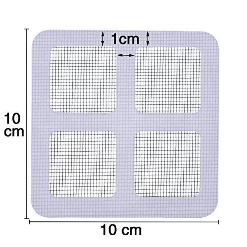 6pcs Anti Insect Fly Bug Mosquito Door Window Net Mesh